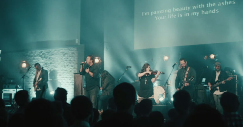 Casting Crowns - Zona Vertical