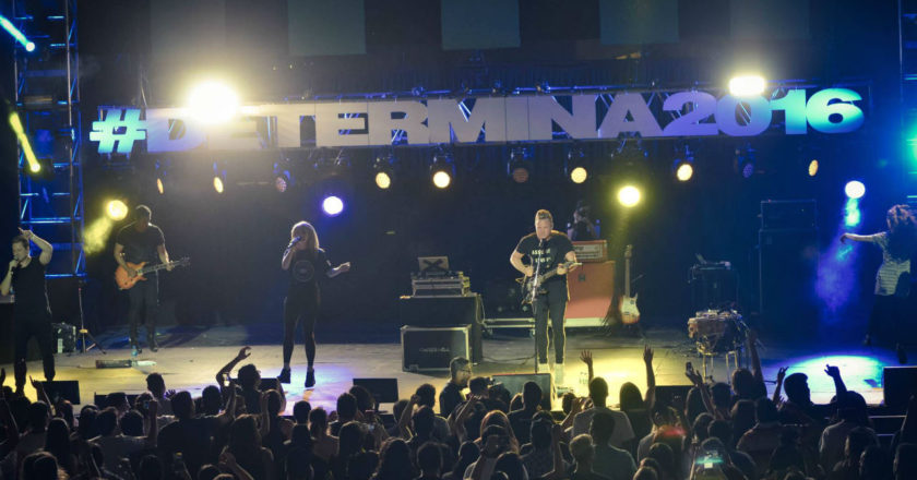Planetshakers - #determina2016 - ZonaVertical