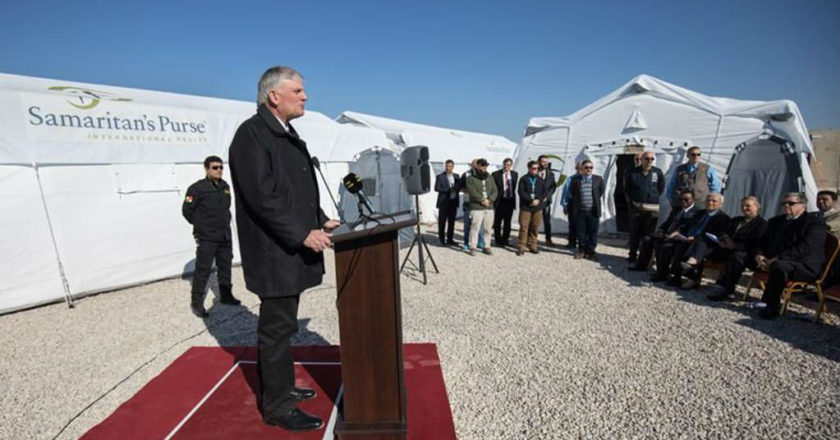 Franklin Graham - Hospital - ZonaVertical