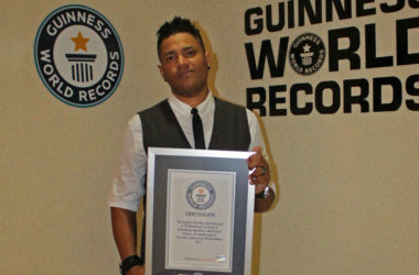 Henry G - Manifiesto -Guiness Word Record - ZonaVertical