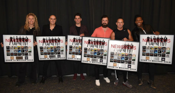 Newsboys United 10M - ZonaVertical.com