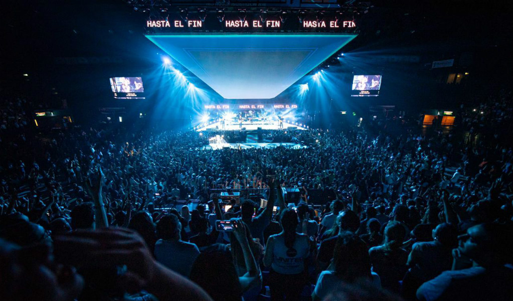 Hillsong United Luna Park 2019 - ZonaVertical.com